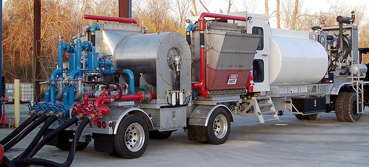 Vita International Frac Water Heating Equipment