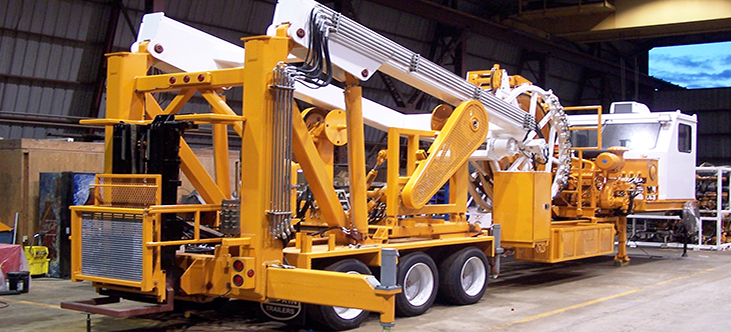 Coiled tubing services provide customers with reliable, efficient well intervention for vertical, horizontal